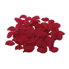 Rose Petals 600PC Bulk Pack Dark Red