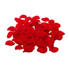 Rose Petals 600PC Bulk Pack Bright Red