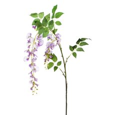 Other Flowers - Wisteria Spray Purple (142cmH)