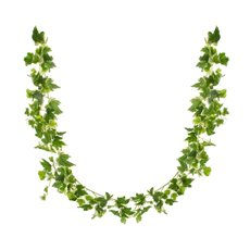 Ivy Garland Real Touch Variegated Green (180cmL)