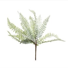 Artificial Leaves - Boston Fern Bush (45cm)