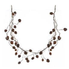 Gumnut Garland Brown (125cmH)