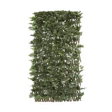Greenery Walls - Artificial Ivy Leaf Large Lattice Wall (Expands 1Mt to 2Mt)