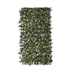 Greenery Walls - Artificial Laurel Leaf Supreme Lattice Wall (Exp 1Mt to 2Mt)