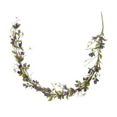 Other Flowers - Lavender Twiggy Spring Garland (150cm)