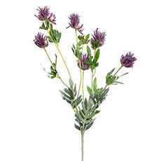 Other Artificial Flowers - Thistle Flower Purple (83cmH)