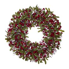 Christmas Wreath - Garden Fresh Wreath Berry Delight Red (45cm)