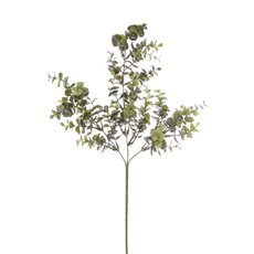 Artificial Leaves - Eucalyptus Leaf Spray Green (66cm)