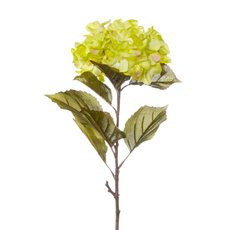 Artificial Hydrangeas - Princess Hydrangea Stem Green (106cmH)