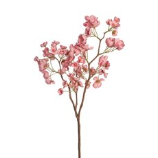 Other Artificial Flowers - Cherry Blossom Spray Pink (84cmH)