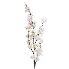 Other Artificial Flowers - Cherry Blossom Spray Light Pink (100cmH)