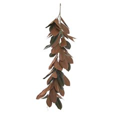 Artificial Leaves - Magnolia Leaf Twiggy Garland (120cm)