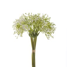 Artificial Babys Breath - Gypsophila Babys Breath Bouquet White (28cmH)