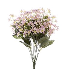 Other Artificial Bouquets - Nerine Star Flower Value Bunch Pink (50cmH)
