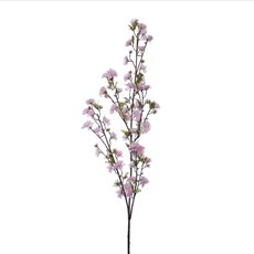Other Artificial Flowers - Peach Blossom Spray Pink (125cm)