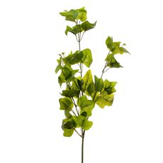 Leaf Ivy Spray  (80cm ST ) Real Touch Green
