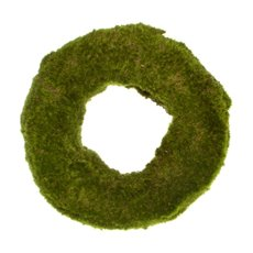 Moss Wreath (42cmD)