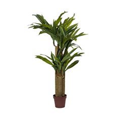 Artificial Trees - Artificial Dracaena Potted Green (120cmH)