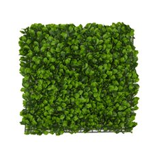 Greenery Walls - Artificial Leaves Wall Green (50x50cm)