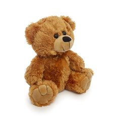 Alvin Relay Teddy Bear Brown (20cmST)