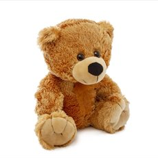 Alvin Relay Teddy Bear Brown (25cmST)