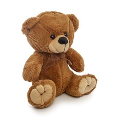 Alvin Relay Teddy Bear Brown (30cmST)