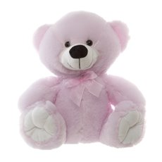 Alvin Relay Teddy Bear Light Pink (30cmST)