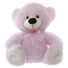 Alvin Relay Teddy Bear Light Pink (40cmST)