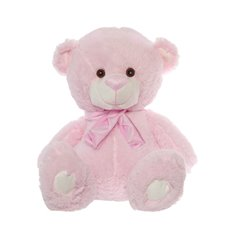 Teddytime Teddy Bears - Buddy Teddy Bear with Scarf Baby Pink (42cmST)