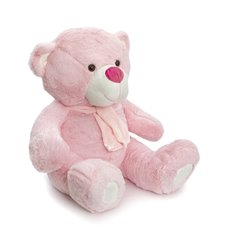 Teddytime Teddy Bears - Buddy Teddy Bear with Scarf Baby Pink (52cmST)