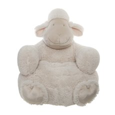 Shaun Sheep Plush Chair Beige (50cmH)
