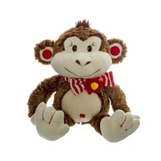 Max Monkey with Bow Tie Brown (28cmST)