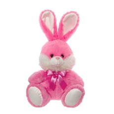 Baby Teddy Bears - Huggy Bunny Rabbit Pink (35cmST)