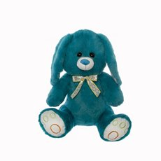Peter Bunny Rabbit Teal (42cmST)