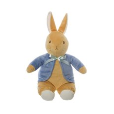Edward Bunny Rabbit Brown (25cmST)