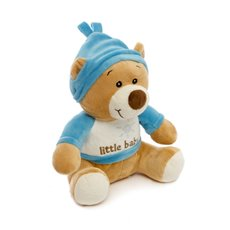 Baby Teddy Bears - Snookums Teddy Bear Blue (22cmST)