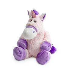 Baby Teddy Bears - Emma Unicorn with Tutu Purple (51cmHT)
