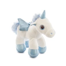 Baby Teddy Bears - Ella Fairy Unicorn Baby Blue (24cmST)