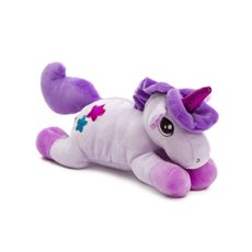 Baby Teddy Bears - Ellie Unicorn Plush Toy Purple (26cmST)