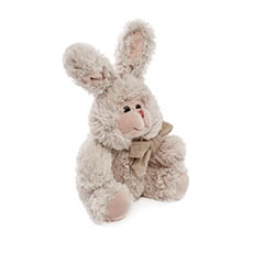 Easter Soft Toys - Didi Bunny Baby Pink (17cmST)