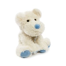 Dog Soft Toys - Duffy Dog Blue (20cmST)