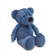 Teddytime Teddy Bears - Darcy Bear Blue (17cmST)