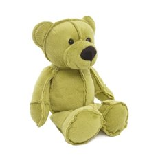 Teddytime Teddy Bears - Darcy Bear Lime (17cmST)