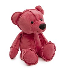 Teddytime Teddy Bears - Darcy Bear Red (28cmST)
