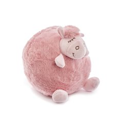 Easter Soft Toys - Adrian Sheep Pink (15cmST)