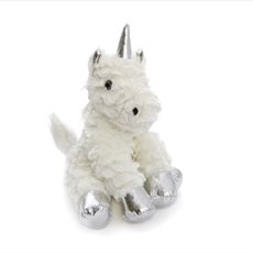 Unicorn Soft Toys - Elisa Unicorn White (25cmST)