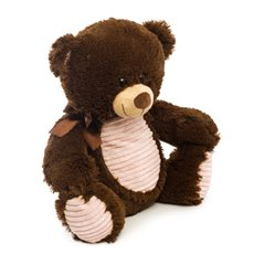 Teddytime Teddy Bears - Connor Bear Brown (42cmST)