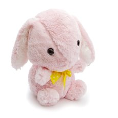 Farm Animal Soft Toys - Bella Rabbit Pink (30cmST)