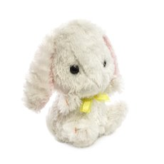 Farm Animal Soft Toys - Bella Rabbit White (30cmST)