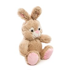 Easter Soft Toys - Cuddle Bunny Beige (25cmST)